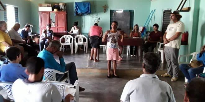 Associação Moradores de Estiva, São João do Paraíso