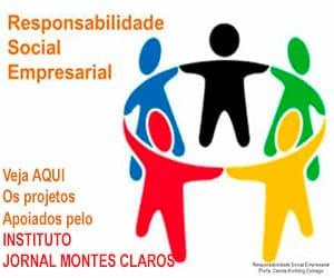 RESPONSABILIDADE SOCIAL - JORNAL MONTES CLAROS