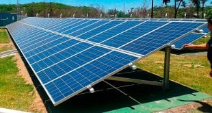 Norte de Minas - Inauguração da Usina Solar Fotovoltaica Janaúba