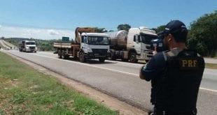 Norte de Minas - PRF inicia Operação Carnaval 2019