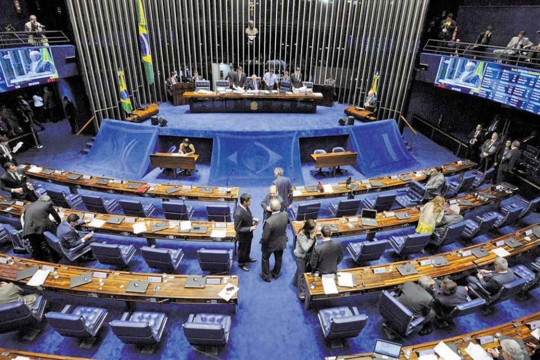 Vergonha na Cara - Senadores que não se reelegeram querem ter aposentadoria de R$ 32 mil