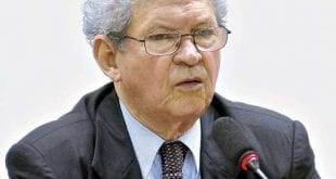 O prefeito de Montes Claros, Humberto Souto