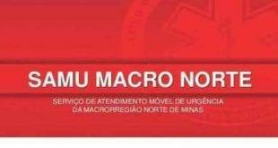 Montes Claros – Plantão SAMU 15/02/2019