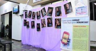 Montes Claros - Exposição na Prefeitura de Montes Claros denuncia os diversos tipos de violência contra a mulher