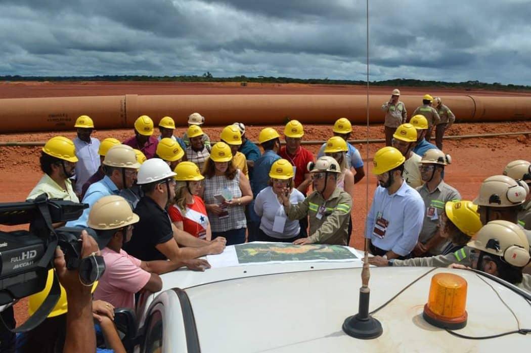 Comissão Externa coordenada pelo deputado Zé Silva visita barragens no Pará