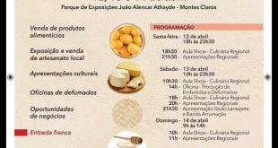 """Montes Claros - """"Conexão Sabor Arte Negócios"""", evento destaca a cultura, a gastronomia e o artesanato locais"""