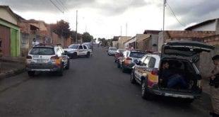 Montes Claros - PM intensifica prevenção e combate ao crime em Montes Claros