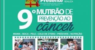 Montes Claros - Praça Dr. Carlos recebe 9º Mutirão de Prevenção ao Câncer nesta sexta