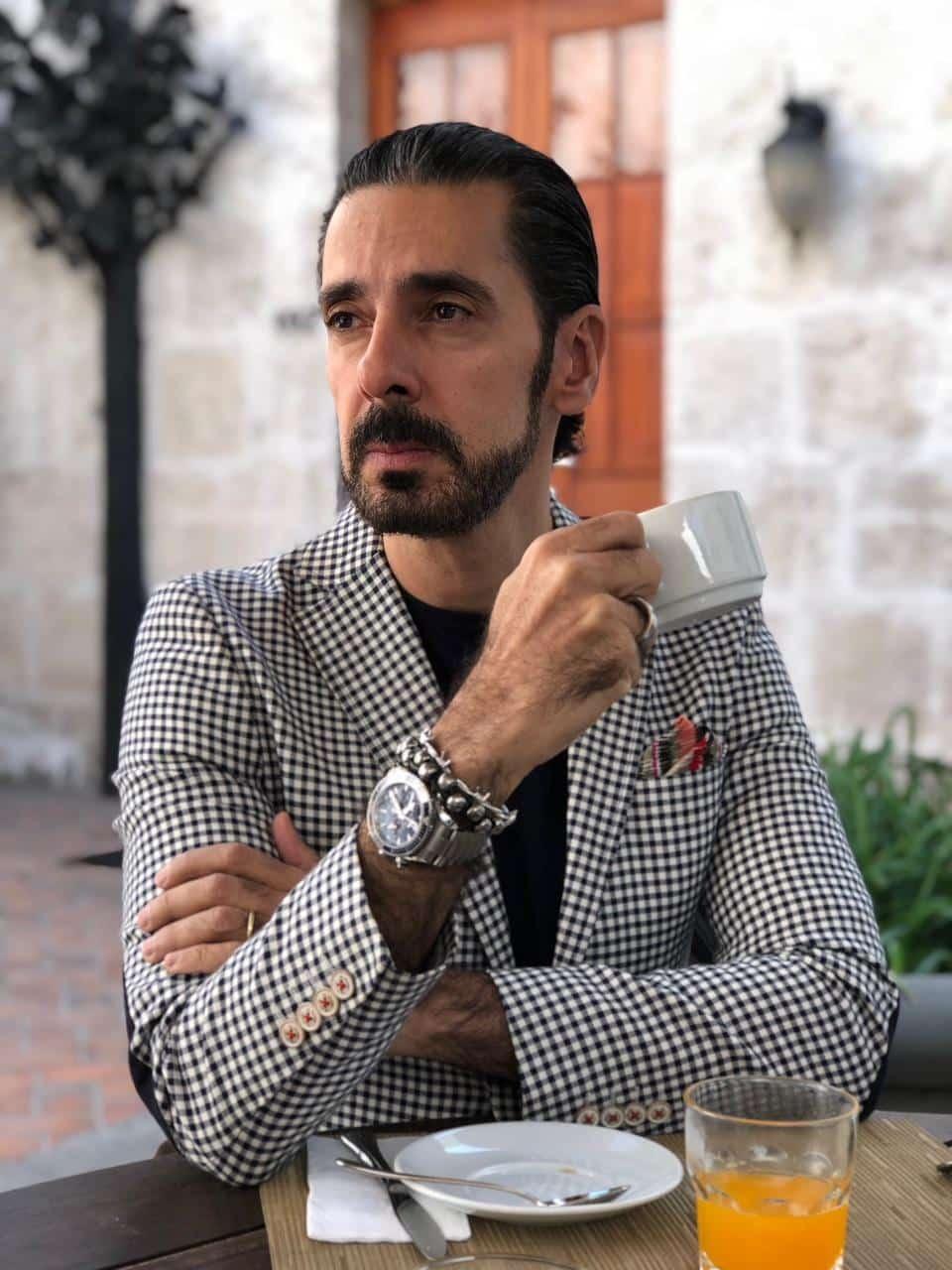 Alexandre Taleb, consultor de imagem farápalestra inédita em Montes Claros