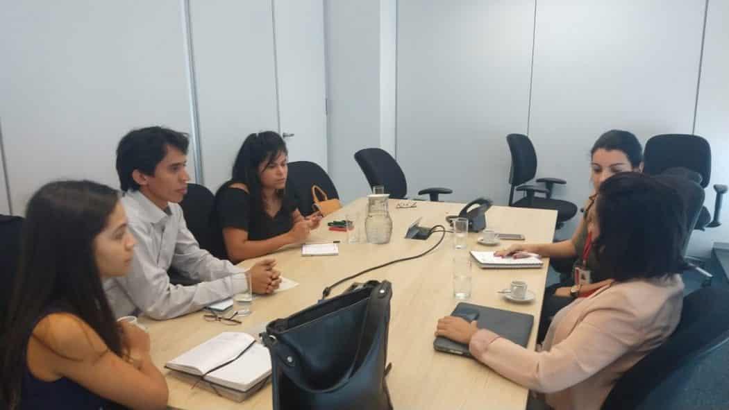 Norte de Minas - CODANORTE e AMAMS discutem unidade de acolhimento
