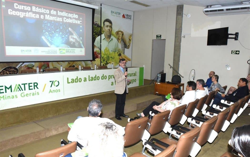 Norte de Minas - Emater Minas investe em capacitação sobre registro de Indicação Geográfica de produtos