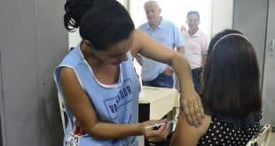 Montes Claros - Campanha de vacinação contra a gripe começa no dia 10 de abril em Montes Claros
