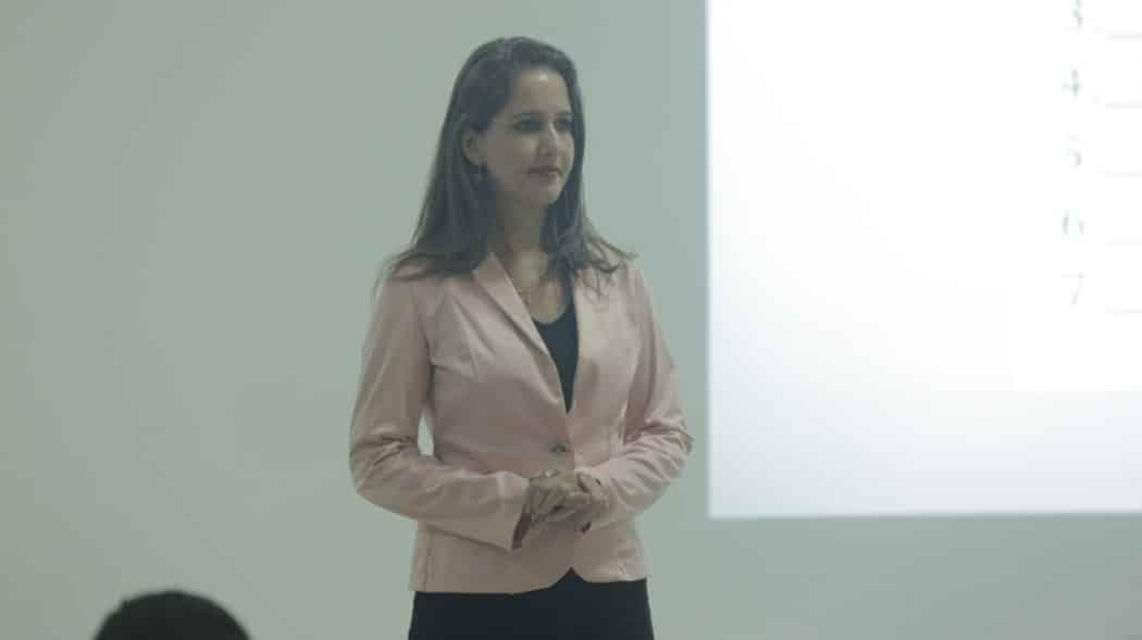 Priscilla Moreira é especialista em Gestão de Pessoas