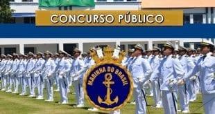 Concurso Marinha abre inscrições de nível fundamental