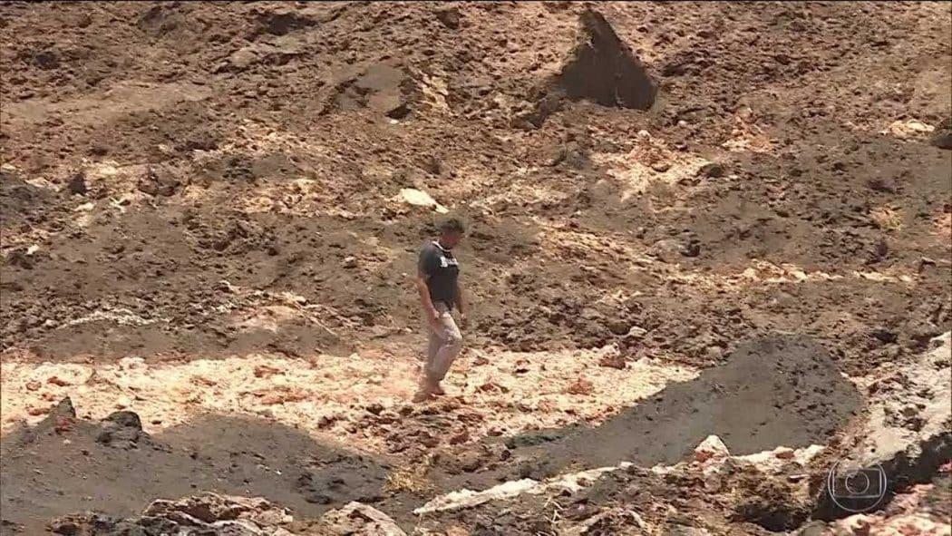 MG - Mortos na tragédia de Brumadinho sobem para 243; buscas entram no 123º dia