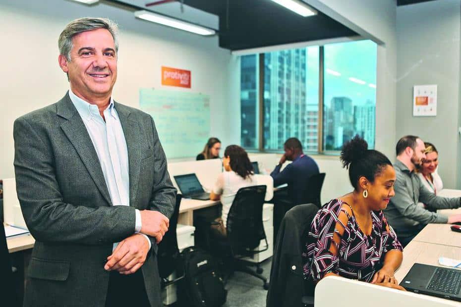 Expansão. A ICTS Protiviti, dirigida por Raul Silva, abriu uma unidade em Belo Horizonte que presta consultoria em gestão de riscos