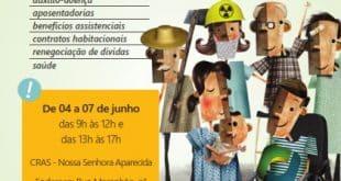 Norte de Minas - Defensoria Pública da União realiza mutirão de atendimento no município de Pirapora