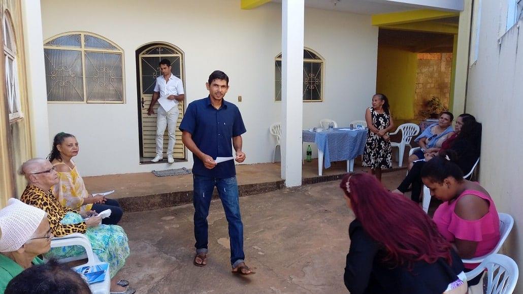 Montes Claros - Atendimento em projeto social Caminhando com Cristo será ampliado - Foto: Ricardo Soares