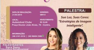 Montes Claros - 3º Café com Elas: ACI reúne empresárias para networking e autoconhecimento