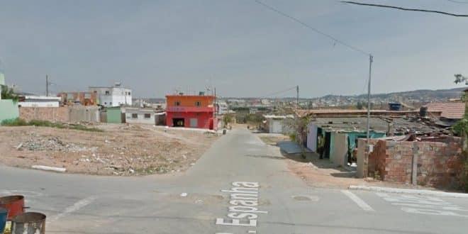 O crime aconteceu na casa em que a menina vivia com a mãe, no bairro Novo Horizonte