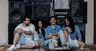 """Banda Taboo, de Montes Claros, lança clipe """"Entre cortes e jornais"""" - Foto: Sarah Leal"""