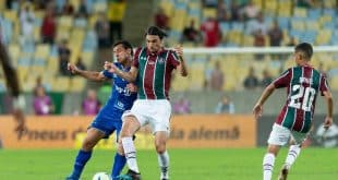 Copa do Brasil - Cruzeiro sai na frente e sofre empate no último lance