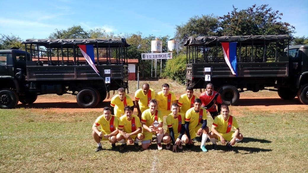 Norte de Minas – Time de futebol dos Bombeiros conquistam título na Olimpíada da Semana da Infantaria