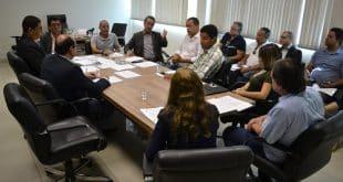 Comissão de Legislação Justiça e Redação da Câmara de Montes Claros