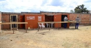 Centro de Cuidados Paliativos está sendo construído no Bairro Canelas — Foto: Associação Presente/ Divulgação