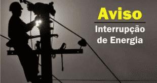 Montes Claros - Nesta sábado e domingo (26 e 27/05) haverá manutenção da Cemig em bairros de Montes Claros