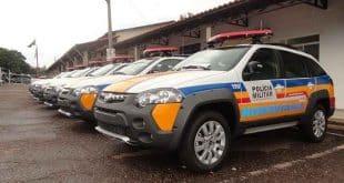 """Norte de Minas - Polícia Militar realiza """"MEGA OPERAÇÃO ALFERES"""""""