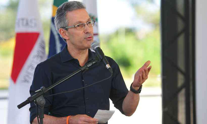 Zema já colocou o regime de recuperação fiscal como solução para a crise de Minas Gerais