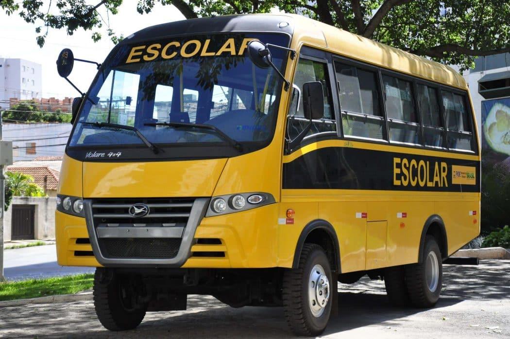 Montes Claros - Inspeção do transporte escolar começa em 1º de julho