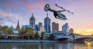 Uber revela primeira cidade fora dos EUA a receber teste de aeronave autônoma