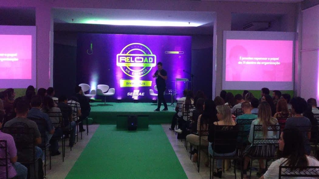 Norte de Minas - Sebrae Minas divulga programação do Reload na Estrada