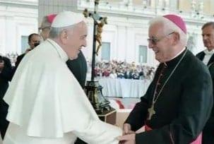 Norte de Minas - Papa Francisco aceita renúncia do bispo de Janaúba e nomeia sucessor