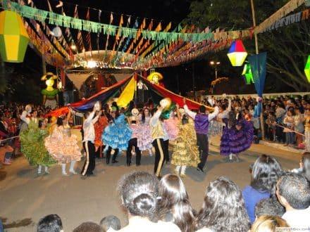 Montes Claros - Festival de Quadrilhas espera receber 8 mil pessoas em Montes Claros