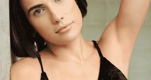 Atriz Gabi Costa, de 'Órfãos da Terra', é encontrada morta