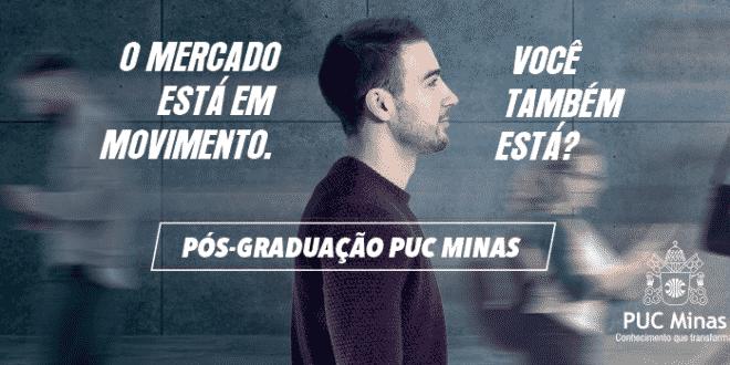 Aulas em Montes Claros - PUC Minas com inscrições abertas para a pós-graduação lato sensu