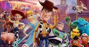 Cinema - 'Toy Story 4' traz de volta às telonas os personagens Woody e Buzz Lightyear