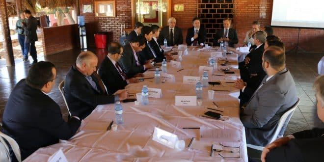 Presidente da Anater participa de reunião do Conseagri