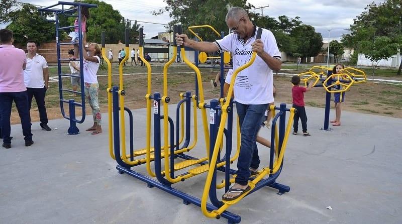 Montes Claros - Vereadores de Montes Claros cobram instalação de academias ao ar livres