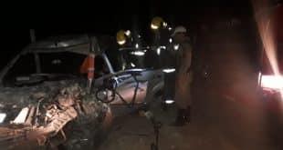 Norte de Minas - Acidente causa morte na MGC-122 em Porteirinha