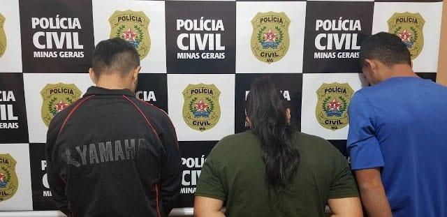 Norte de Minas - Desarticula quadrilha Internacional de agiotas em Pirapora