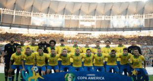 Os 58.584 torcedores que acompanharam a vitória da Seleção geraram uma receita de R$38.769.850