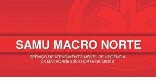 Montes Claros – Plantão SAMU 16/07/2019