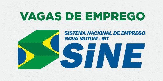 Montes Claros – Confira as vagas oferecidas pelo Sine de Montes Claros no dia de hoje (19/07)