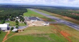 Montes Claros - Projeto de ampliação do aeroporto de Montes Claros esta na sua fase final