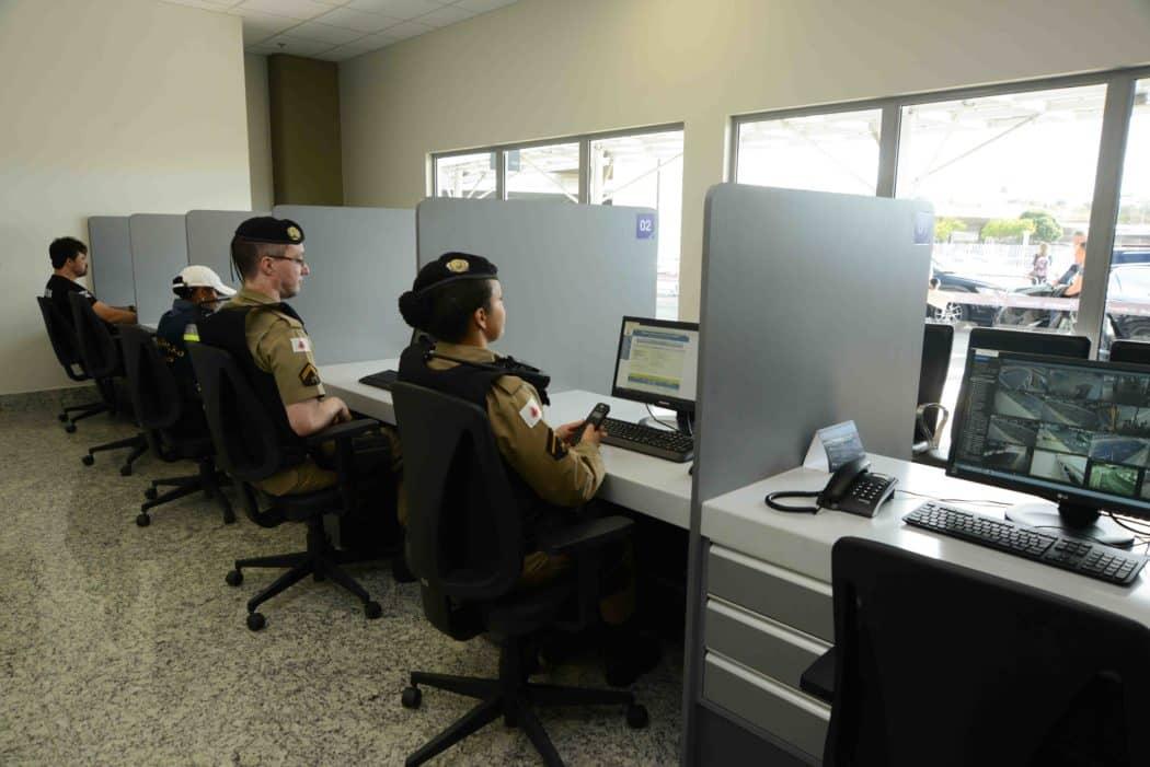 Centro Integrado de Segurança Pública no Aeroporto Tancredo Neves