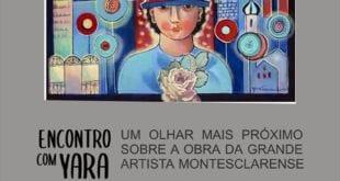 Montes Claros - Centro Cultural recebe exposição da artista Yara Tupynambá